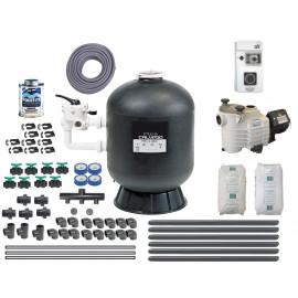 Kit de filtration QUICK PACK