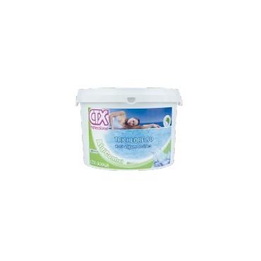 Algicide curatif algues noires AstralPool CTX 300GR Trichlore 90 piscine carrelée
