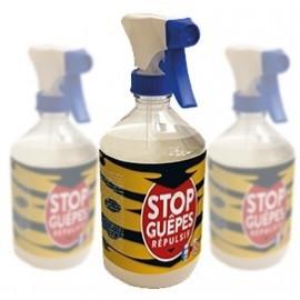 Stop guêpes pulvérisateur