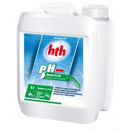 Correcteur ph moins liquide HTH 54%