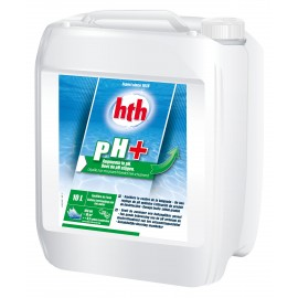 Correcteur ph liquide plus HTH