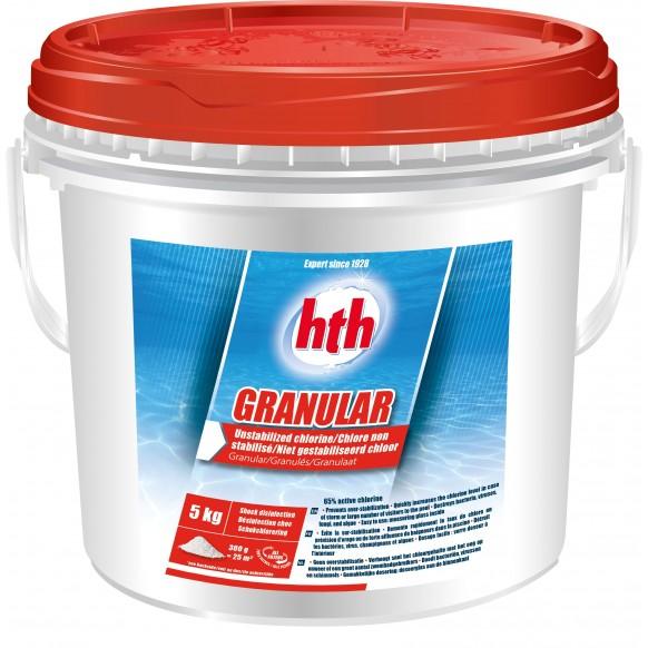 Hypochlorite de calcium HTH Granular