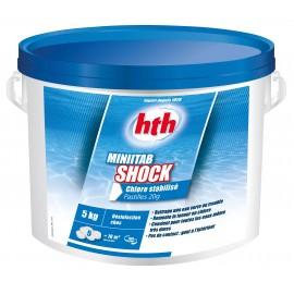 Désinfection choc Minitab Shock 20g HTH