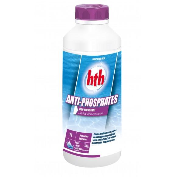 HTH Anti-phosphates élimination phosphates piscine