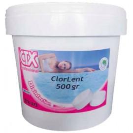 Chlore lent CTX 382 Bloc 500g