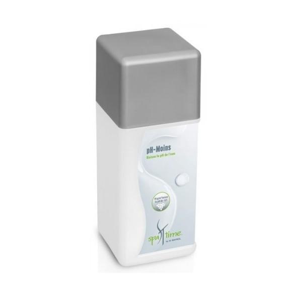 Traitement de l eau du spa BAYROL pH moins SpaTime