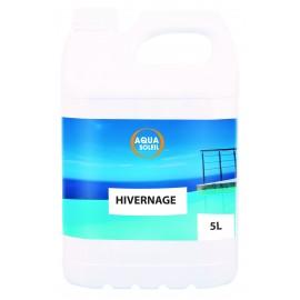 Produit d'hivernage piscine en bidon de  5 litres