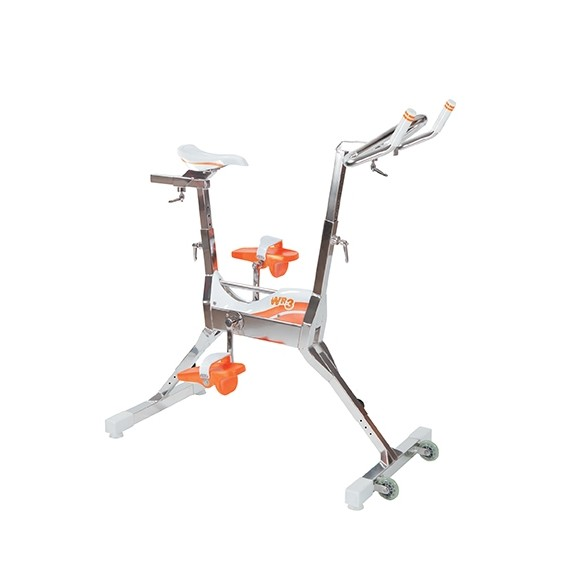 Vélo de piscine Waterflex WR3 BIKE droite