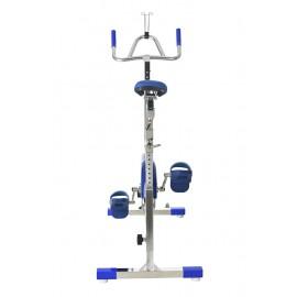 Vélo piscine athlétique Waterflex INOBIKE 6 Aquabiking dos