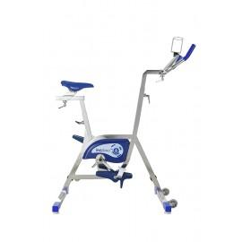 Vélo piscine athlétique Waterflex INOBIKE 6 Aquabiking droite