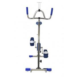 Vélo piscine athlétique Waterflex INOBIKE 6 Aquabiking face