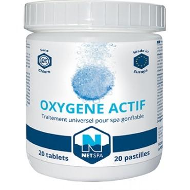 Oxygène actif pour spa NetSpa