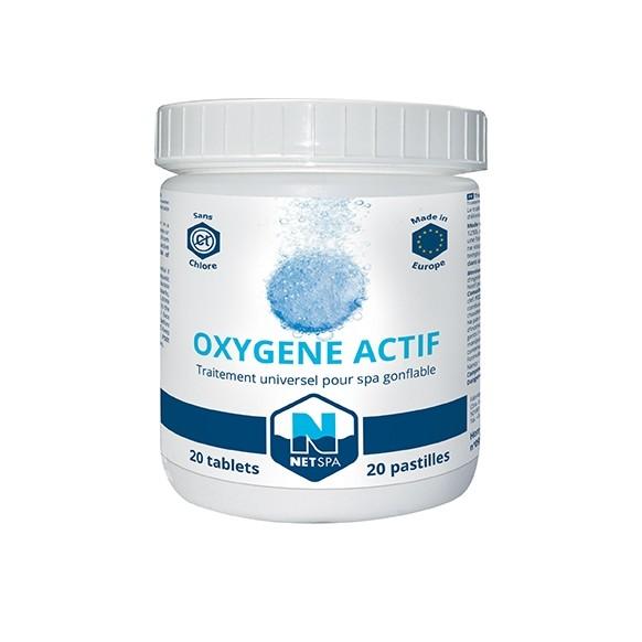 NetSpa Oxygène actif