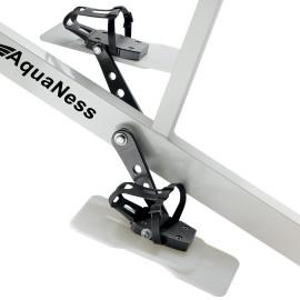 Vélo aquatique Aquaness V1 aquabiking pédalier