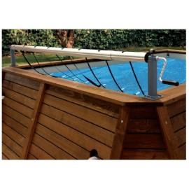 Enrouleur piscine hors sol KOKIDO Vali