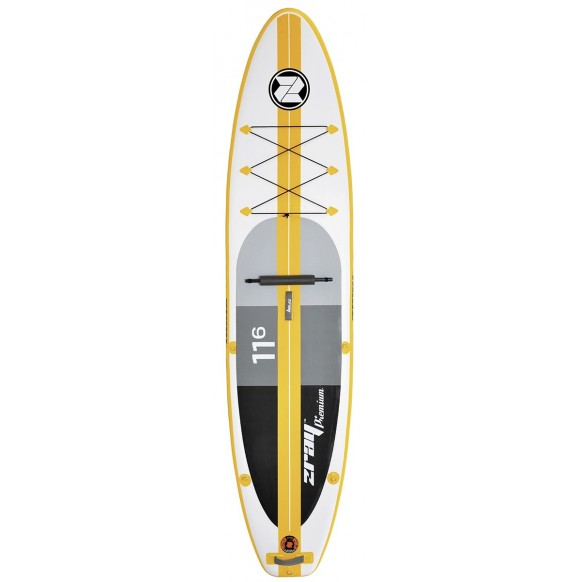Paddle gonflable Zray A4 FACE