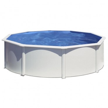 Kit piscine hors sol ronde GRÉ série FIDJI