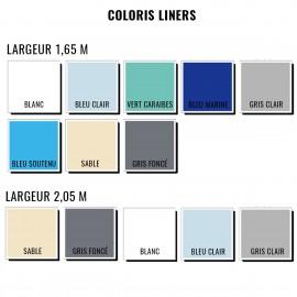 Liner PVC armé 150/100e Uni Standard easyFlex