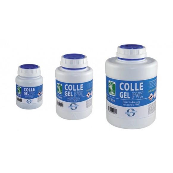 PVC GEL - Colle pour PVC
