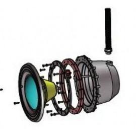 Projecteur LED blanche Aquareva 12V