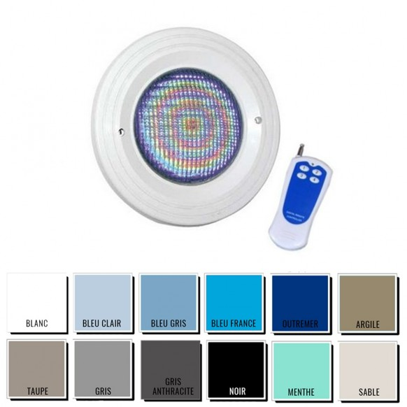 Projecteur LED couleur Aquareva 12V