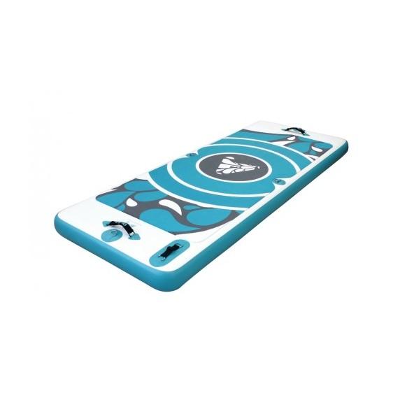 Tapis de flottant pour piscine Waterflex Aquafitmat