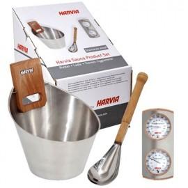 Kit d'accessoires pour sauna vapeur
