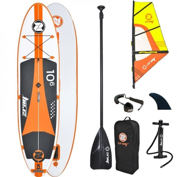 Paddle gonflable Zray W2