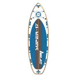 Paddle gonflable Super 17