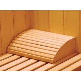 Appui-tête pour sauna