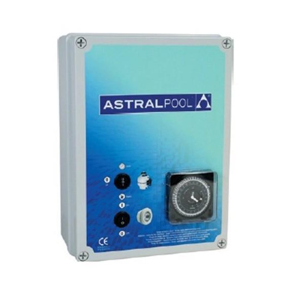 Coffret électrique pour filtration + projecteur avec transformateur Atralpool