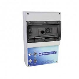 Coffret LUXE Pompe Eclairage Transfo 100, 300, 600 W, 900 et 1200 W Astralpool