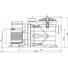 Pompe Filtration Série MJB
