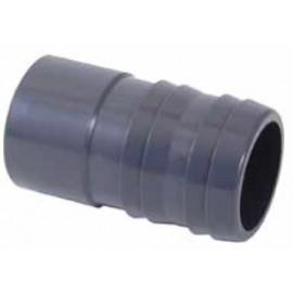 Embout cannelé 50/38 mm