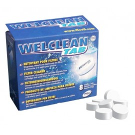 Nettoyant filtre Weltico Welclean Tab