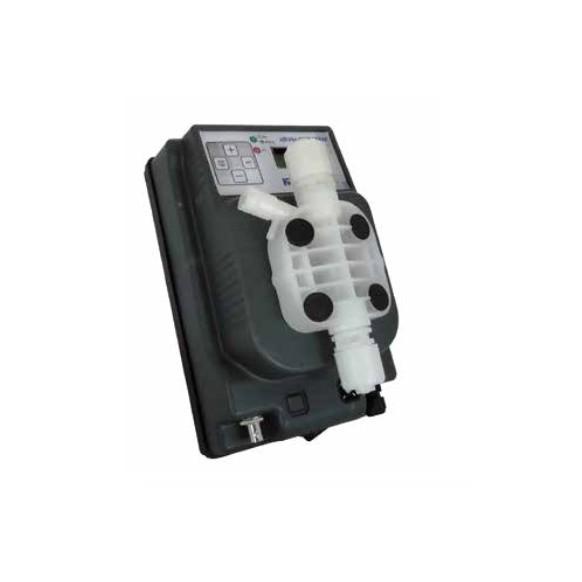 Pompe doseuse pH à membrane Maxi Pro, avec Kit sonde complet