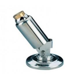 Ancrage pivotant articulé sur platinepour échelle, diamètre 43mm