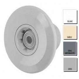 Bouche de refoulement ASTRAL Multiflow Prestige pour piscine maçonnerie Liner, couleur au choix