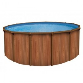 Piscine hors-sol  Gamme Reprieve Woodstyle