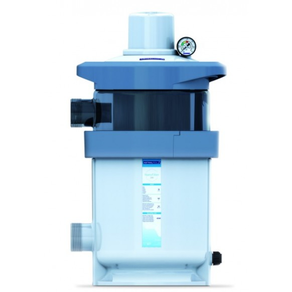 Filtre à cartouche auto-nettoyant Astral Nanofiber automatique