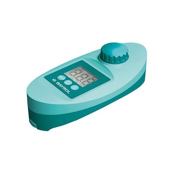 Pooltester photomètre électrique Bayrol 5 fonctions