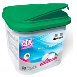 Chlore multiaction (Triplex) CTX 393 Astral - galets 250 g