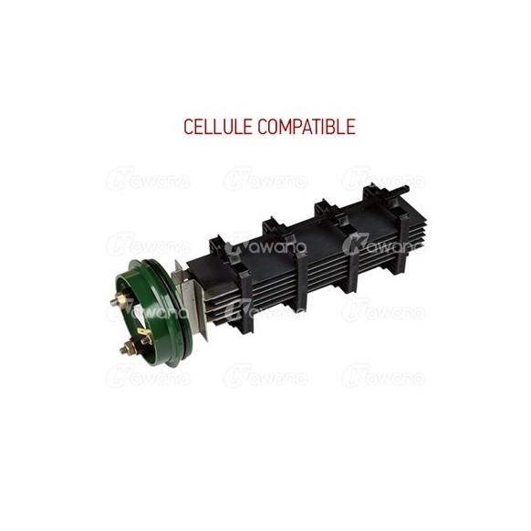 Cellule compatible électrolyseur Pool rite 3000 - Kawana