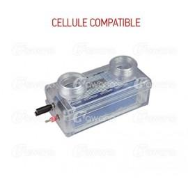Cellule d'origine pour électrolyseur ZODIAC CLEARWATER