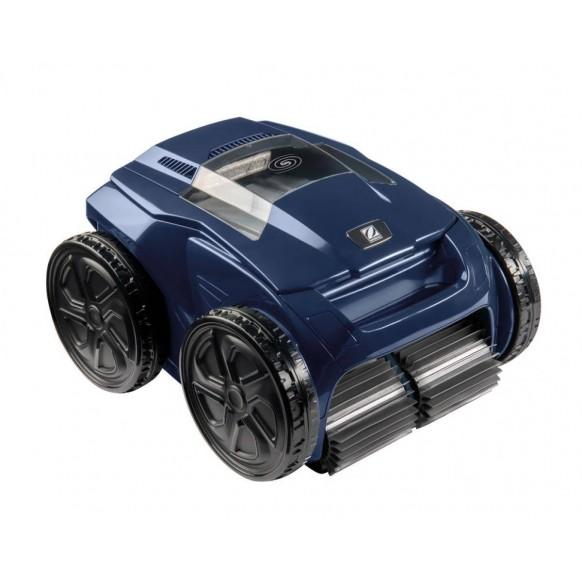 Robot nettoyeur Zodiac RA6500 Alpha iQ Pro avec chariot