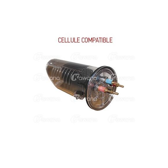 Cellule compatible pour électrolyseur ZODIAC CLEARWATER