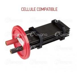 Cellule compatible pour électrolyseur JUSTCHLOR