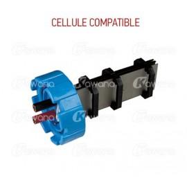 Cellule compatible électrolyseur Paramount - Valimport - Goasel.