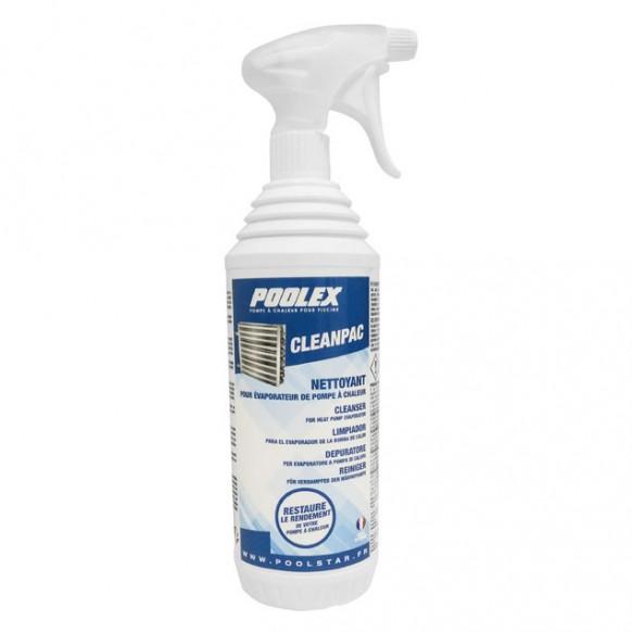 Nettoyant Poolex CLEANPAC