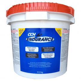 Hypochlorite de calcium CCH Endurance (HTH Advanced) galets 255 g - 11 kg